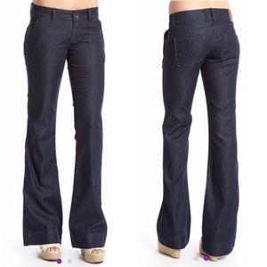 Dear John Wide Leg Trouser Jeans